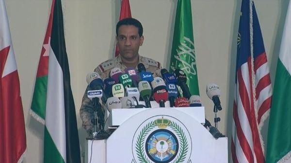 التحالف يعلن اسقاط طائرتين مسيرتين أطلقها الحوثيون جنوبي السعودية